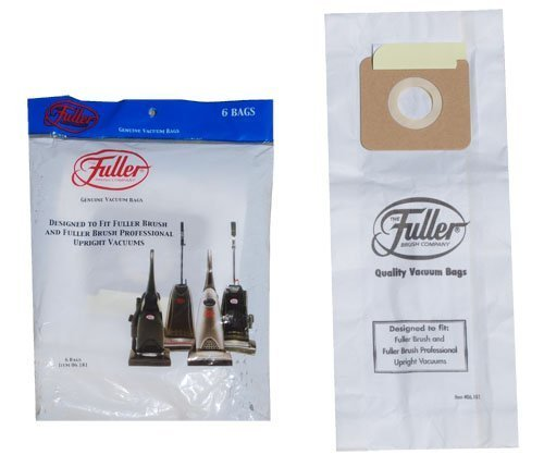 Fuller Brush Vacuum Bags for Upright Models (Aftermarket)