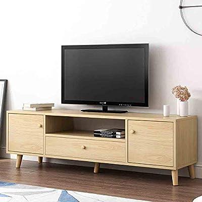 SXFYZCY Mueble de TV Simple Moderno gabinete de TV de Madera ...