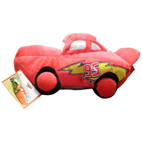 Peluche alta calidad Rayo McQueen Cars Disney T3 37cm