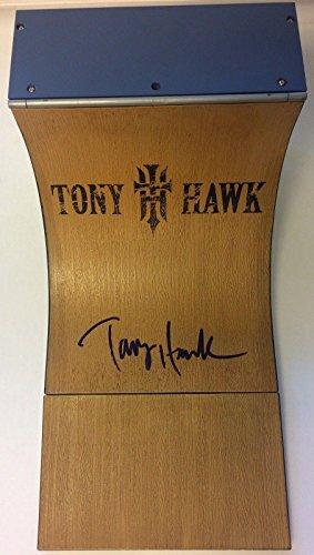 Tony Hawk Signed Tech Deck Big Sounds Vert Ramp Autograph...