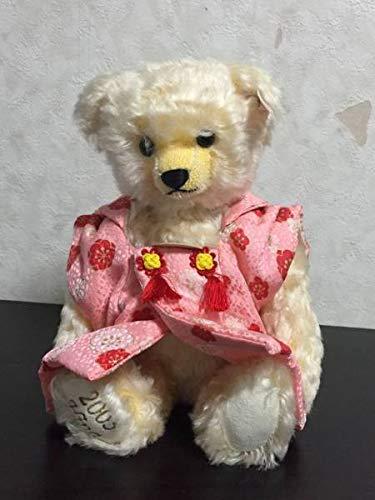 シュタイフ ヒナ テディーベア Hina Teddy Hina 2003 Teddy 2003 B07PNC2H7W, 江津市:470c4273 --- krianta.com