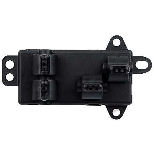 CCIYU Power Window Switch Master Control Switch Front Left Replacement fit for 2004-2007 Chrysler Town Country 2004-2007 Dodge Caravan 2004-2007 Dodge Grand Caravan 4685732AC