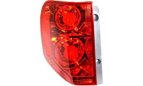 03 Lh Tail Lamp - 5