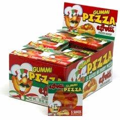 Gummy Pizza 48CT Box  sc 1 st  Amazon.com & Amazon.com : Gummy Pizza 48CT Box : Other Products : Everything Else Aboutintivar.Com