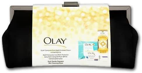 Olay - Cuidado completo, set de regalo bolso de noche: Amazon.es: Belleza