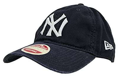 New Era New York Yankees MLB 9Twenty Cooperstown Rugged Ballcap Adjustable Hat