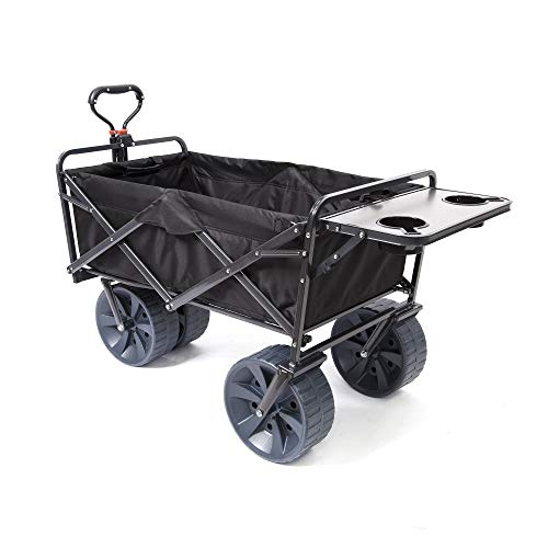 Mac Sports Heavy Duty Collapsible Utility Beach wagon