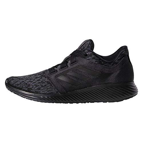 adidas Women's Edge Lux 3 Running Shoe, Black/Gold Metallic/White, 11 M US ()