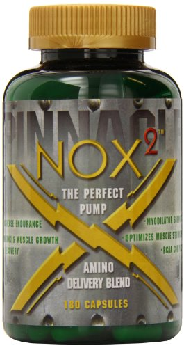 Pinnacle NOX2 180 Capsules, 180 Count