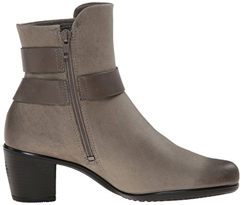 Ecco Footwear Womens Touch 15 Mid Cut Bootie Boot Moon Rock