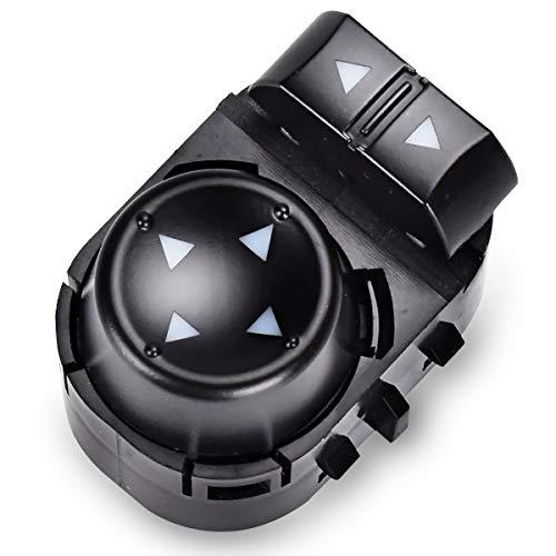 - Power Mirror Switch for 2007-2014 Chevy Silverado GMC Sierra Replace OE# 22883768 25778970
