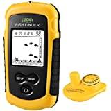 LUCKY Fish Finder Portable Wireless Fishing Sonar
