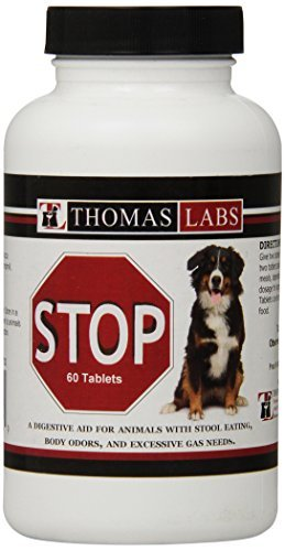 Thomas Laboratories Stop (Stop 60 count tabs by Thomas Laboratories)