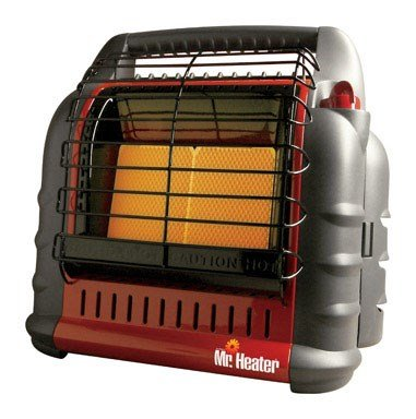 - Mr. Heater F274865-Massachusetts/Canada Portable LP Heater