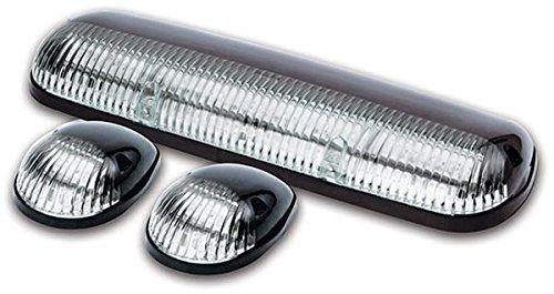 Pacer Perf 20253C Roof Marker Light- Led, Clear B01K6KVQOM