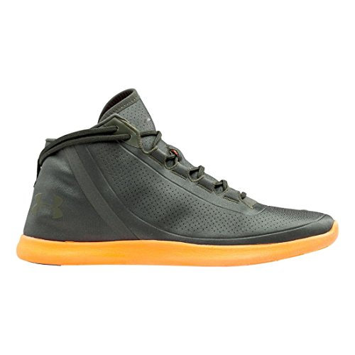 Under Armour UA W SpeedForm StudioLux Mid - zapatillas deportivas de material sintético mujer verde - Grün (DTG 330)