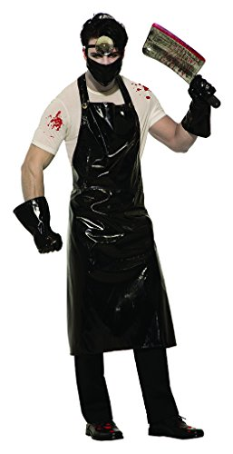 Comic Con Costumes (Adult size Psycho Surgeon Costume - Size Standard)