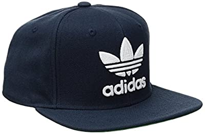 adidas Men's Originals Snapback Flatbrim Cap by Agron Hats & Accessories