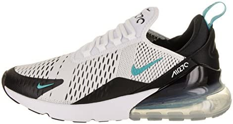 low priced ac6bf 3e315 Nike Men's Air Max 270, Black/White-Dusty Cactus, 10.5 M US ...