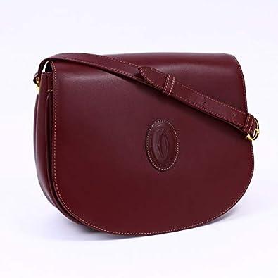 factory price 754aa 342ee Amazon | Cartier(カルティエ) マストライン ショルダーバッグ ...