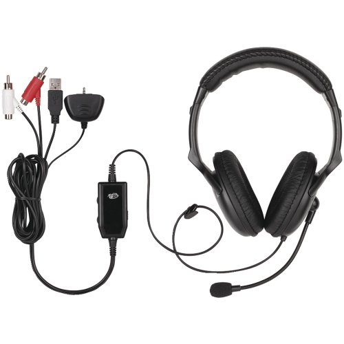 Xbox 360 AMPX Amplified Gaming Headset
