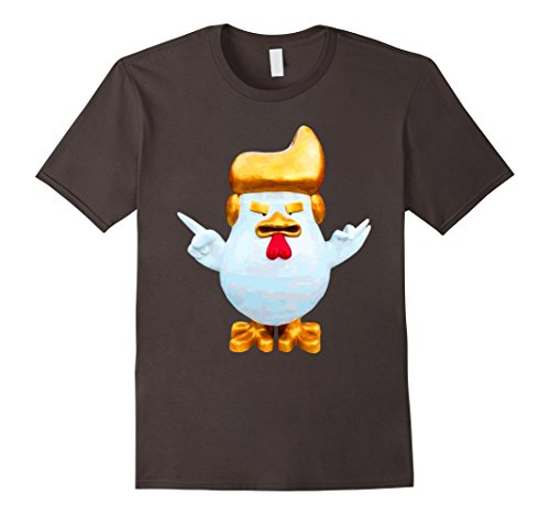 Rooster Trump Blimp Funny T-Shirt