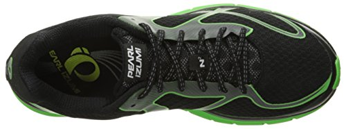 Pearl iZUMi Men EM Road N 2 V3 Running Shoe Black/Shadow Grey