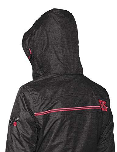 black Zip Linear Pink Noir Superdry Arctic Windchea De Pop Marl Xe6 Sport Hooded hot Veste Femme w1vA1txqP4