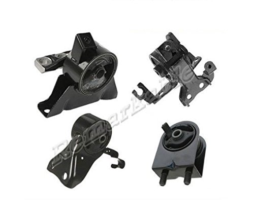 Remarkable Power G002 Set 4PCS for Manual Trans 2002-03 Mazda Protege5 2.0L Engine Motor & Trans