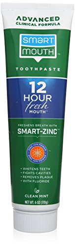 SmartMouth Toothpaste 6 oz
