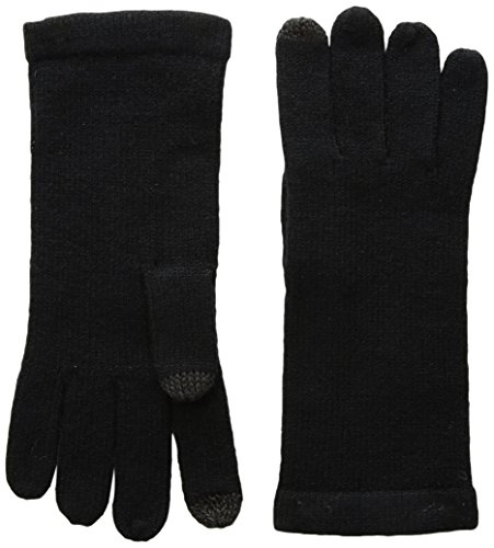 Echo Women's Echo Touch Technology Knit Glove, black, One Size (Echo Touch Gloves)