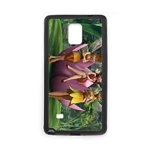 Samsung Galaxy S4 Phone Case Black Fairies Fawn ETR9609349