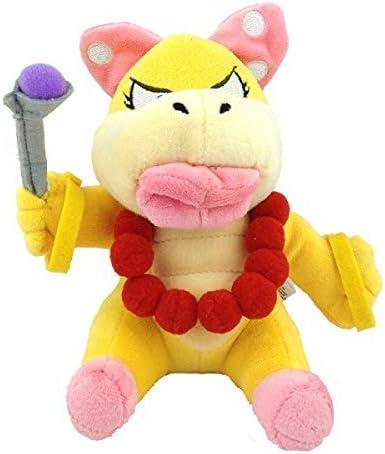 6in Super Mario Bros Koopa Troopa Plush Stuffed Doll Kids Gifts Xmas