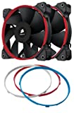 corsair 140mm fan - Corsair Air Series SP120 High Performance Edition Twin Pack Fan