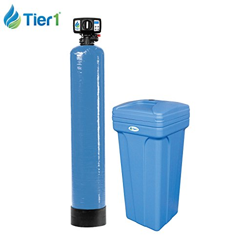 Tier1 High Efficiency Water Softener 48, - Grain Metered Water Shopping Results