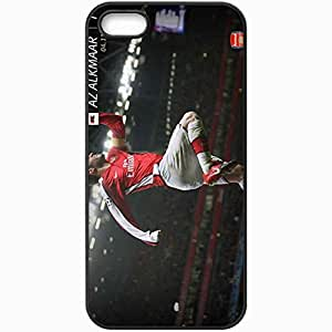 Personalized iPhone 5 5S Cell phone Case/Cover Skin Arsenal 4 Black