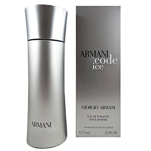 Giorgio Armani Code Ice Eau De Toilette Spray, 2.5 Ounce