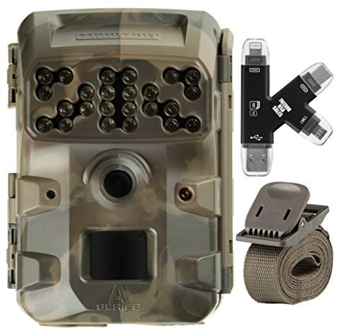 Moultrie A700i Trail Camera with Card Reader