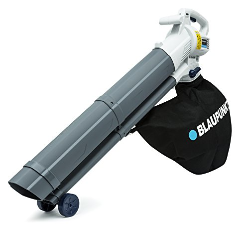 Blaupunkt Garden Tools BV4000 Electric Leaf Blower and Vacuum - High Power...