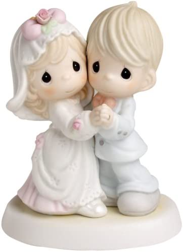 Precious Moments Can I Have This Dance for The Rest of My Life Figurine