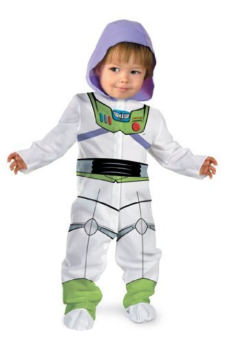 Buzz Lightyear 12-18 Months Costume (Baby Buzz Lightyear)