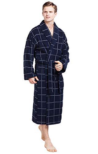 Shinegown Marino Azul Para Albornoz Mujer 8wrPxq8z