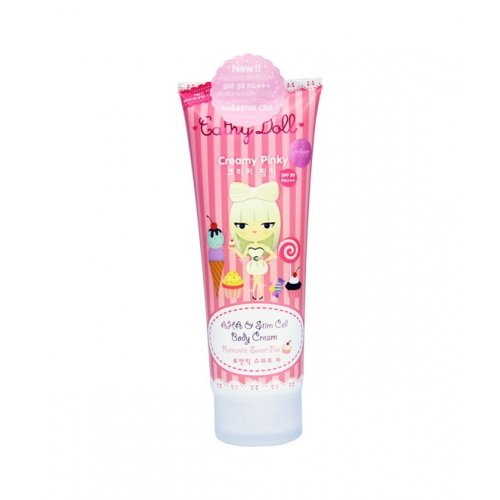 Body Cream SPF59 PA+++ 230g Cathy Doll #Romantic Sweet Pea