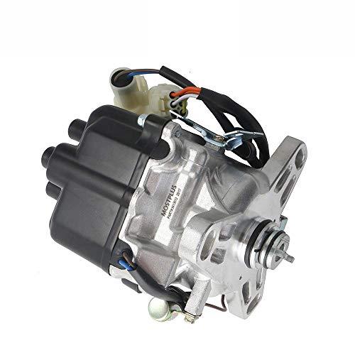 Crx Ignition - MOSTPLUS New Ignition Distributor for Honda Civic CRX 1988 1989 1990 1991 1.5L TD-01U TD01U