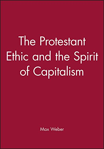 The Protestant Ethic and the Spirit of Capitalism PDF