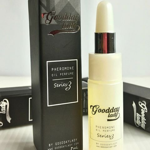 Goodday Lady Pheromone Oil Perfume Unisex - Fresh and Cheerful 7ml