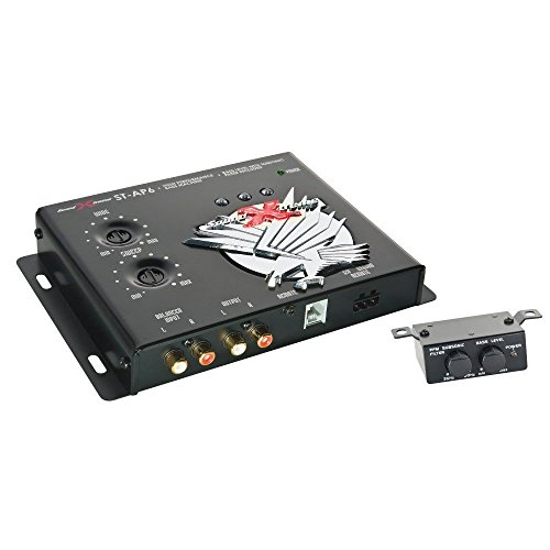 (SoundXtreme Digital Bass Machine Processor ST-AP6)