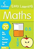 Maths: Age 8-9 (Collins Easy Learning Age 7-11)