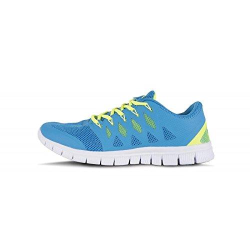 Chaussure de Sport - Bleu Turquoise - Bleu Turquoise, 42