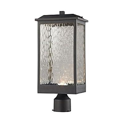 Elk Lighting 45204/LED Close-to-Ceiling fixtures, Black